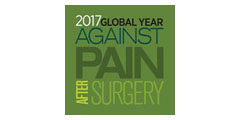 Global Year Against Pain After Surgery 2017